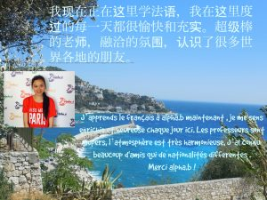 interview li chine