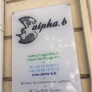 alpha b french school