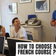 choose my french course